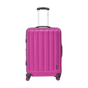 Růžový cestovní kufr Packenger Koffer, 112 l