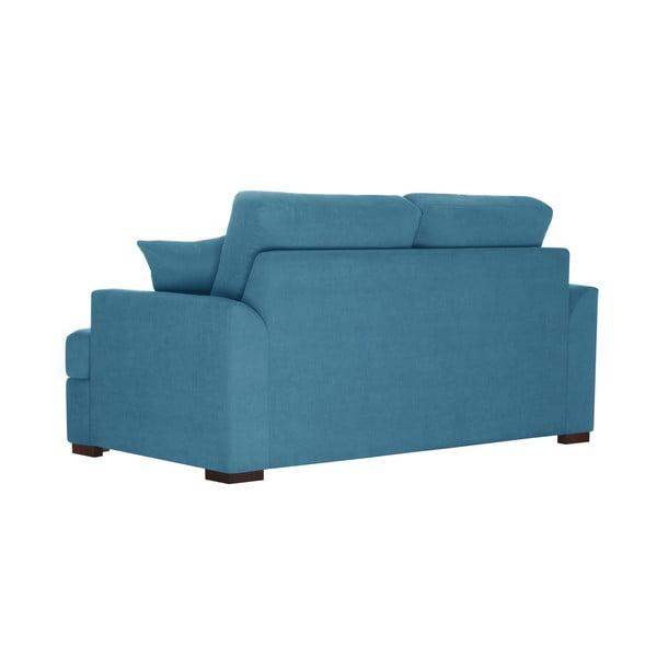 Dvoumístná pohovka Jalouse Maison Irina, modrá