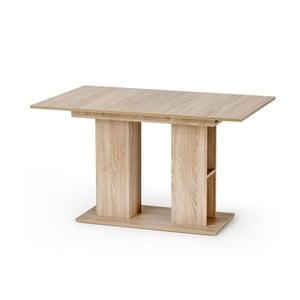Rozkládací jídelní stůl v dekoru dubového dřeva Halmar Kornel, délka130-170cm