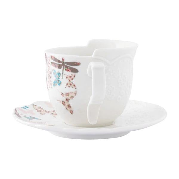 12ti dílná čajová souprava Krauff Butterfly
