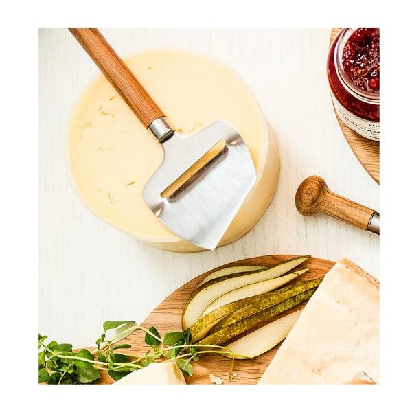 Feliator de brânzeturi Oval Oak Sagaform