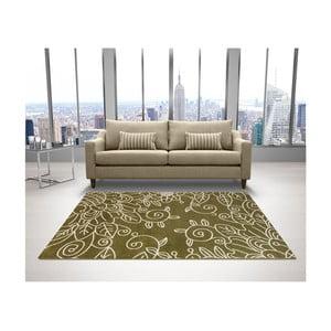 Zelený koberec DECO CARPET Tripoli, 160 x 230 cm