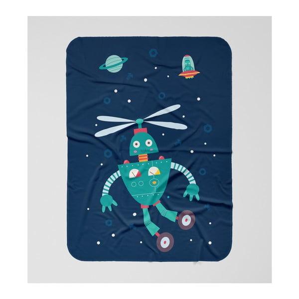 Detská deka OYO Kids In Space, 120 x 160 cm