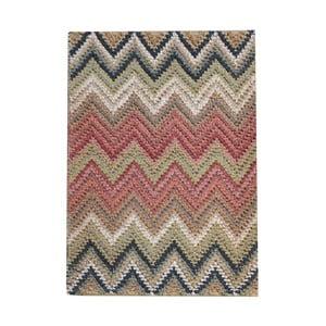 Ručně vyráběný koberec The Rug Republic Agio Cement, 160 x 230 cm