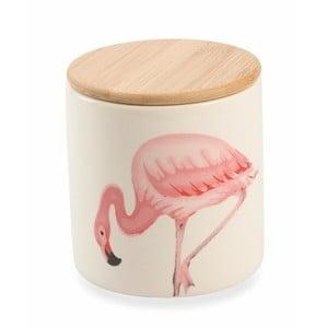 Dóza Villa d'Este Flamingo Barattolo
