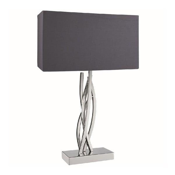 Stolní lampa Grey Tangled
