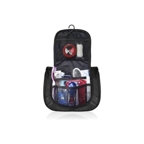 Černá kosmetická taška BlueStarAccess