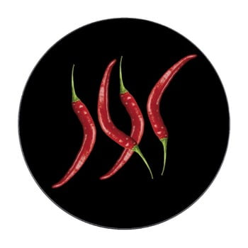 Suport de sticlă pentru oală Wenko Hot Pepper de la Wenko