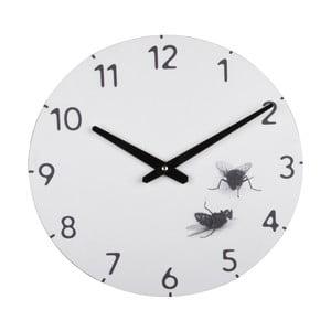 Nástěnné hodiny 8mood Flies