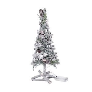Dekorace ve tvaru stromku s LED řetězem Ego Dekor, výška 40 cm