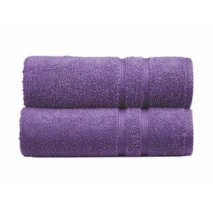 Osuška Sorema Basic Purple, 30x50 cm