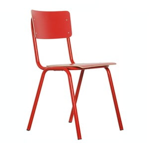 Židle Back to School Red