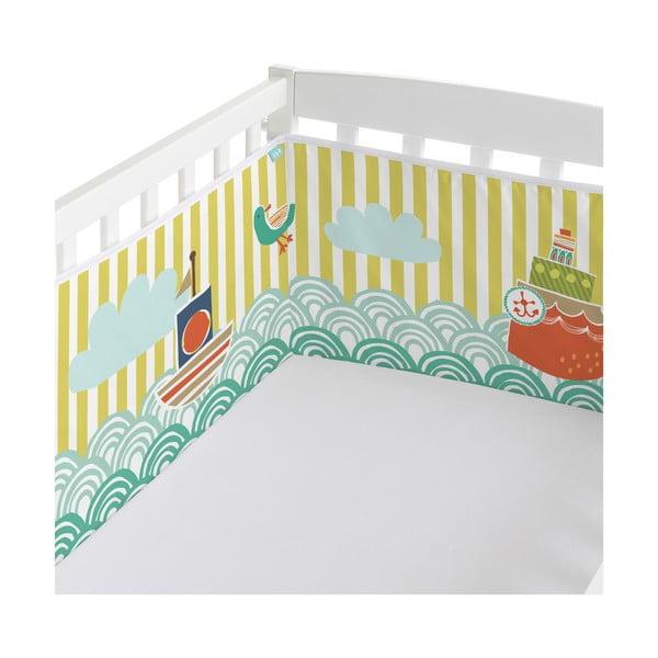 Výstelka do postele Ahoy There, 60x60x60 cm