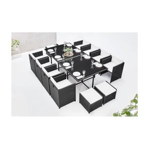 13dílný set zahradního nábytku Bobochic Paris Family