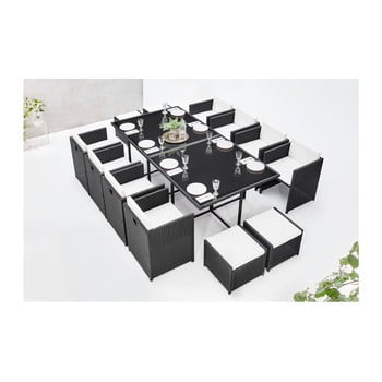 Set de mobilier de grădină din 13 piese Bobochic Paris Family