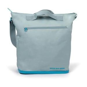 Nákupní taška Lexon Good s gumovou podrážkou, modrá