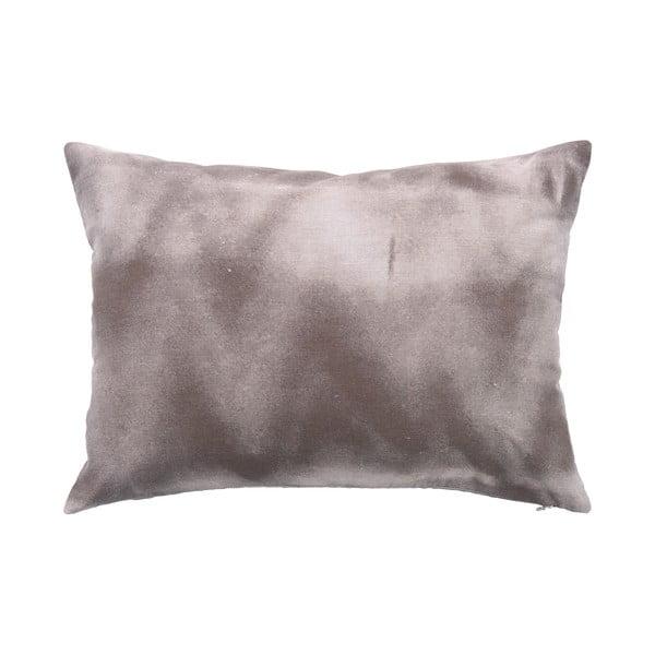 Povlak na polštář Iced Bloom Smoky, 30x40 cm