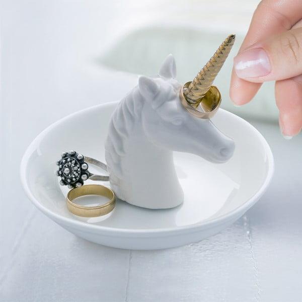 Stojánek na prstýnky Balvi Jednorožec