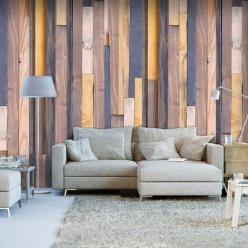Tapet Rola Artgeist Wooden Alliance, 0,5 X 10 M