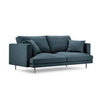 Canapea cu 3 locuri Milo Casa Piero, albastru imagine