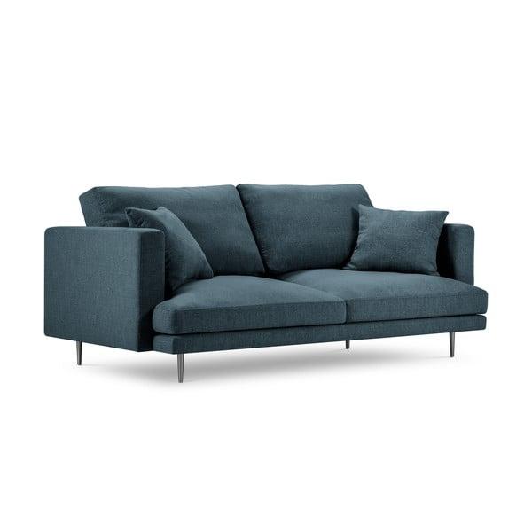 Canapea cu 3 locuri Milo Casa Piero, albastru