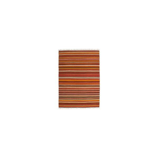 Koberec Atacama 160x230 cm, cihlově červený