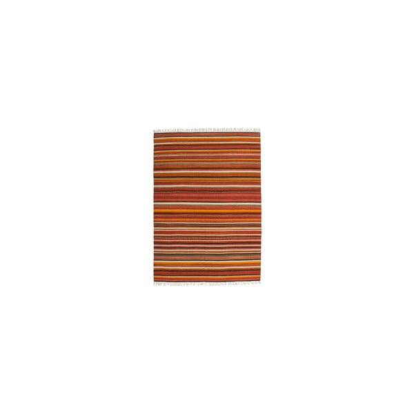 Koberec Kayoom Atacama 120x170 cm, cihlově červený
