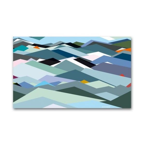 Šátek Remember XL Himalaya, 180x105 cm
