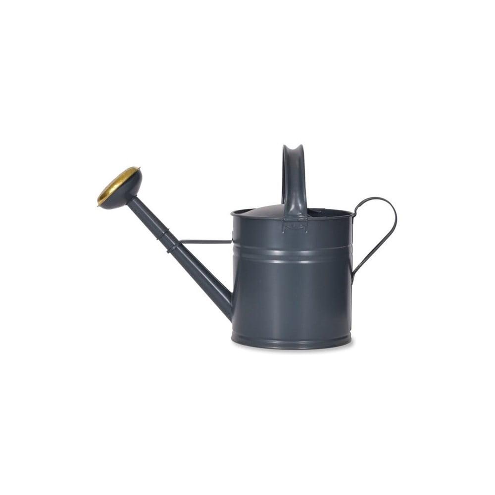 Tmavě šedá zahradní konev Garden Trading Watering in Chalk, 5l