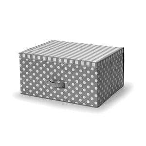 Šedý úložný box Cosatto Trend,60x45cm