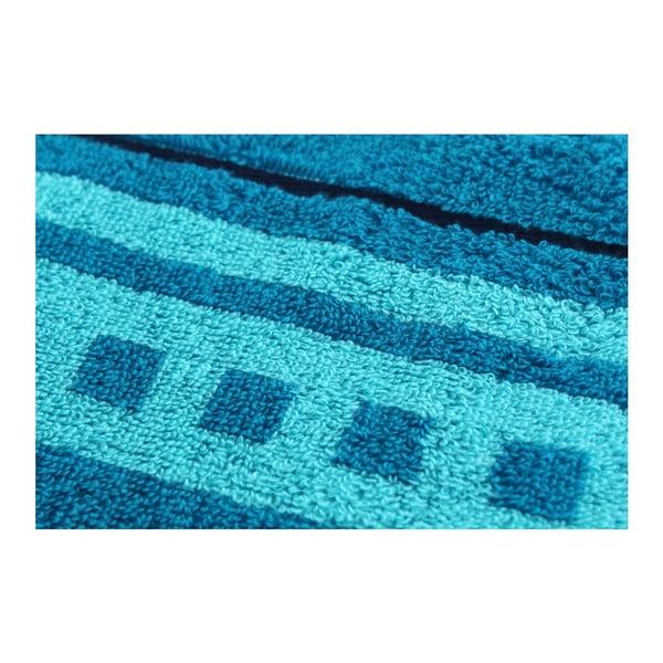 Set 2 osušek Blues, 75x150 cm