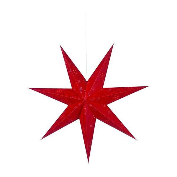 Svítící hvězda Aratorp Red, 100 cm