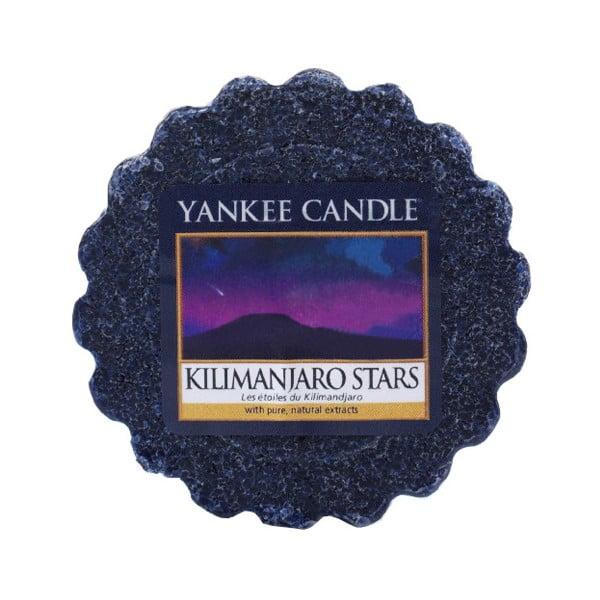 Ceară parfumată pentru lampă aromaterapie Yankee Candle Kilimanjaro Stars, durată miros până la 8 ore