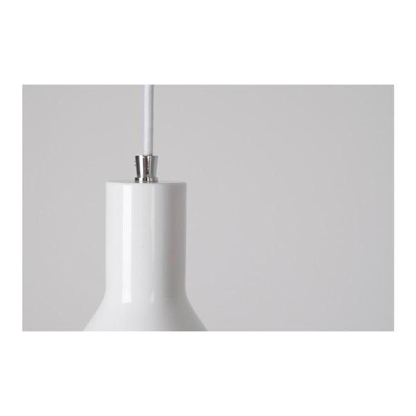Bílé stropní svítidlo Zuiver Mora