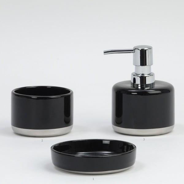 Mistička na mýdlo Modern, černá