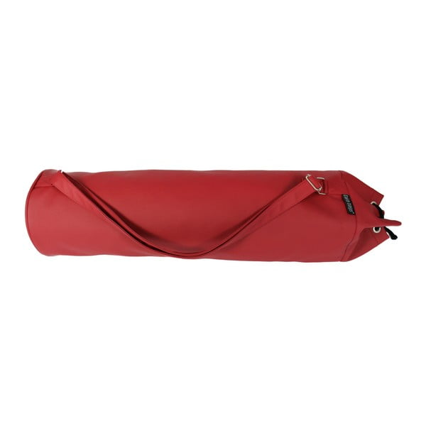 Czerwony pokrowiec na matę do jogi Yogaly Balú