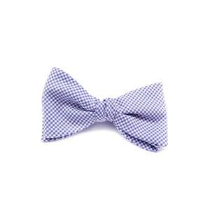 Motýlek Classic, modrý