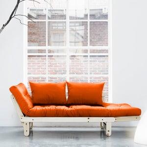 Pohovka Karup Beat Natural/Orange