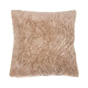 Hnědý polštář Santiago Pons Pedit,45x45cm