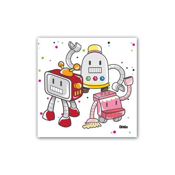 Polštář Robotto