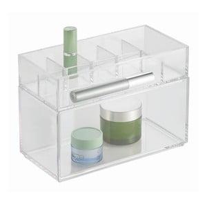 Úložný systém do koupelny Calrity, 20,5x10x14,5 cm