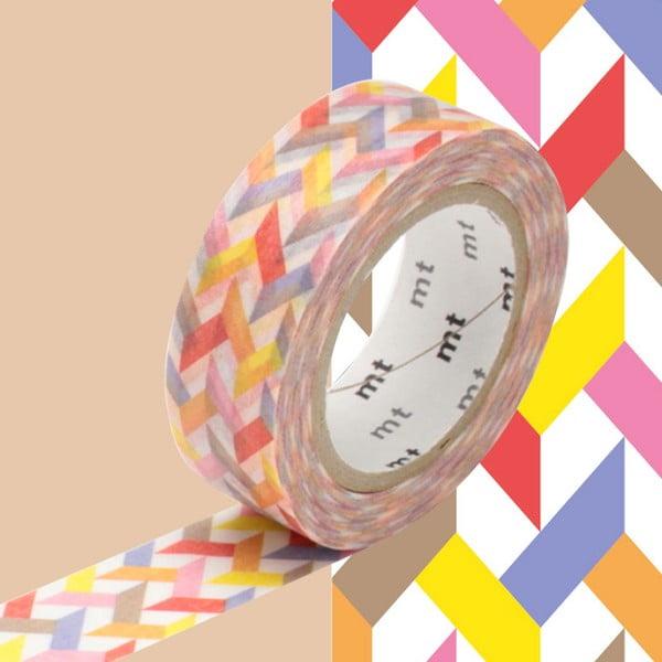 Taśma dekoracyjna washi MT Masking Tape Irene, dł.10m