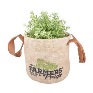 Săculeţ pentru plante medicinale Esschert Design Farmers Pride
