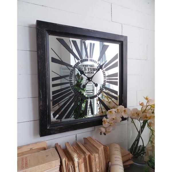 Nástěnné hodiny Orchidea Milano Old Mirror, 60 cm