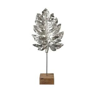 Kovová dekorace Parlane Fern Leaf