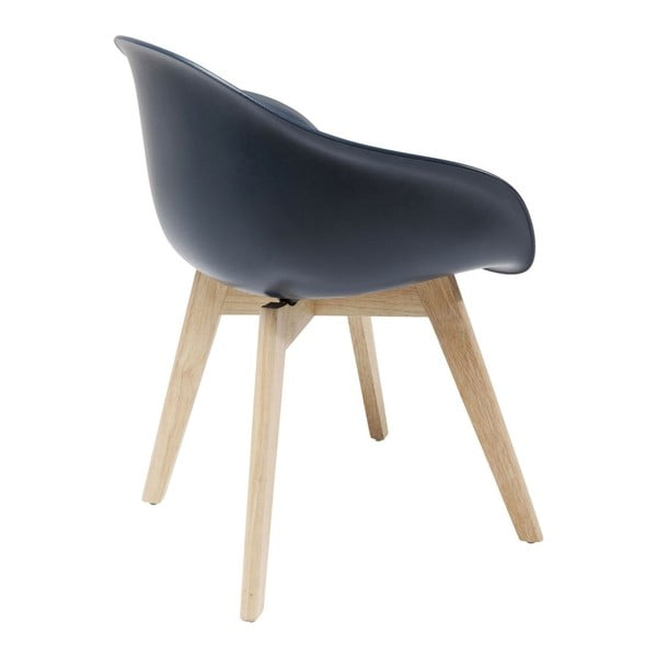 Set 4 scaune Kare Design Forum, albastru