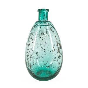 Zelená skleněná váza Moycor Smith