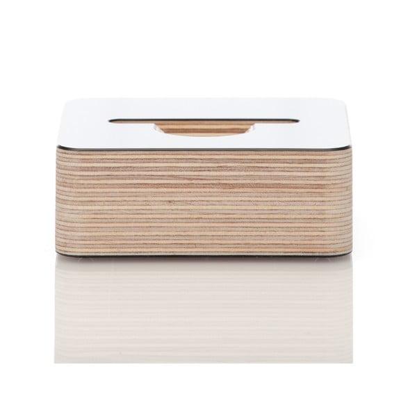 iPhone 5 Dock, bílý