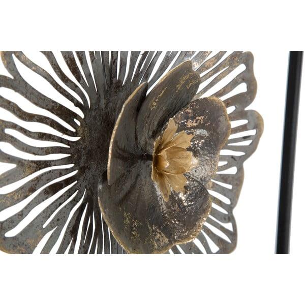 Decorațiune metalică pentru perete Mauro Ferretti Square, 50x50cm
