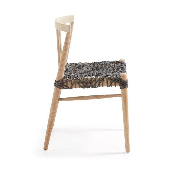Sada 2 jídelních židlí La Forma Dream